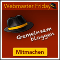 Webmaster Friday Blog
